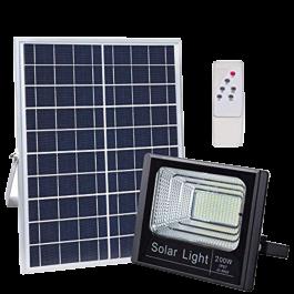 LED REFLECTOR SOLAR XQ-8300K 200W
